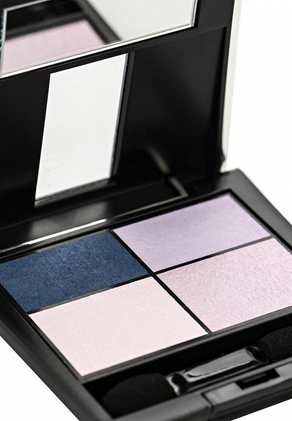 Тени Make Up Factory 4-х цветные для глаз Eye Colors тон 49 светло розовый, розовая лаванда, лаванда, синий
