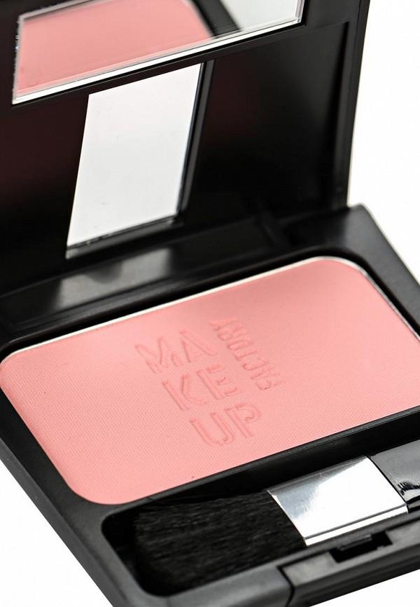 Румяна Make Up Factory Матовые компактныеMat Blusher тон 17 розовый лосось