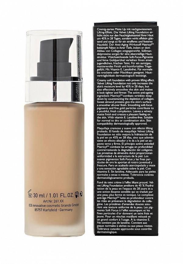 Тональный крем Make Up Factory для комбинированной кожи с эффектом лифтинга Velvet Lifting Foundation тон 15 светлый мокка