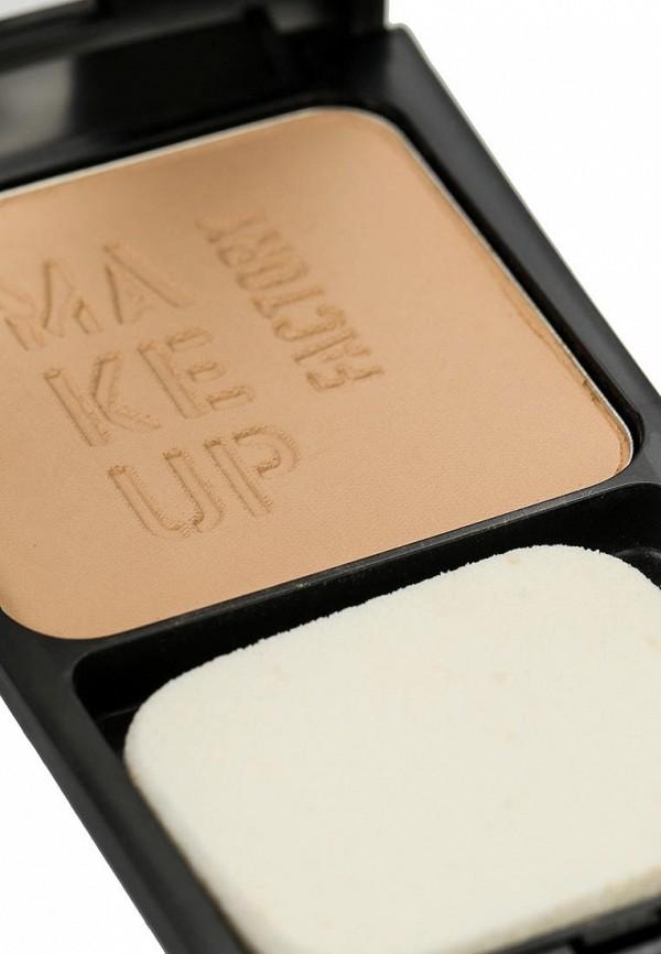 Пудра Make Up Factory Компактная Compact Powder тон 4 светлый кремовый