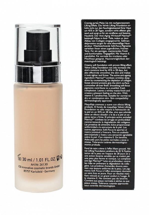Тональный крем Make Up Factory для нормальной, сухой, комбинированной кожи с эффектом лифтинга Velvet Lifting Foundation, т.09 светло-бежевый