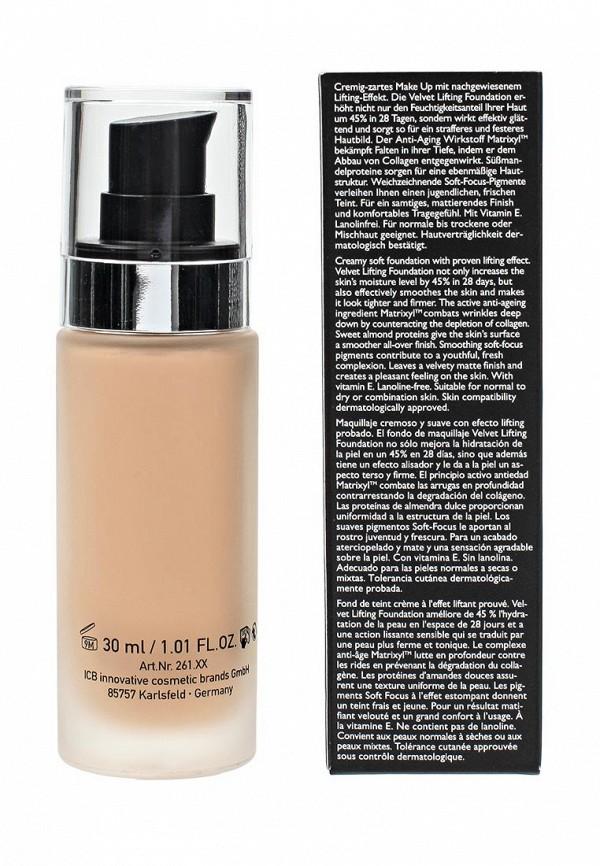 Тональный крем Make Up Factory для нормальной,сухой,комбинированной кожи с эффектом лифтинга Velvet Lifting Foundation, т.14 песок