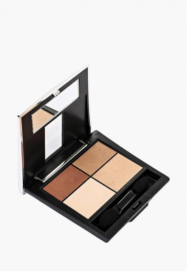 Купить Тени для век Make Up Factory, Eye Colors т.11 коричневый, тёмно коричневый, свестло бежевый, бежевый, MA120LWMQV65, разноцветный, Весна-лето 2018