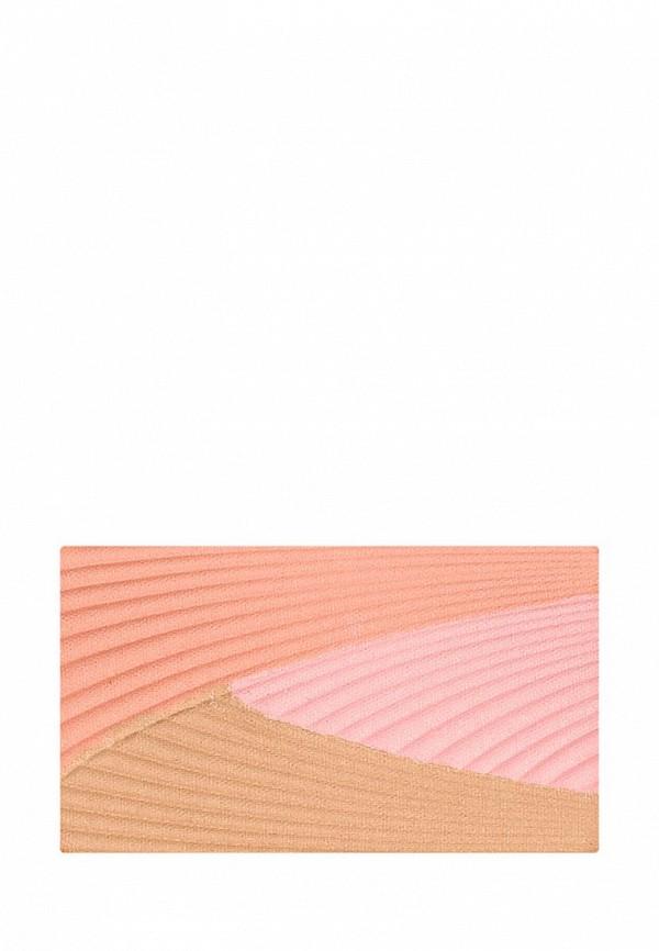 Палетка Make Up Factory из трех румян Rosy Shine Blusher т.05 нюд оттенки