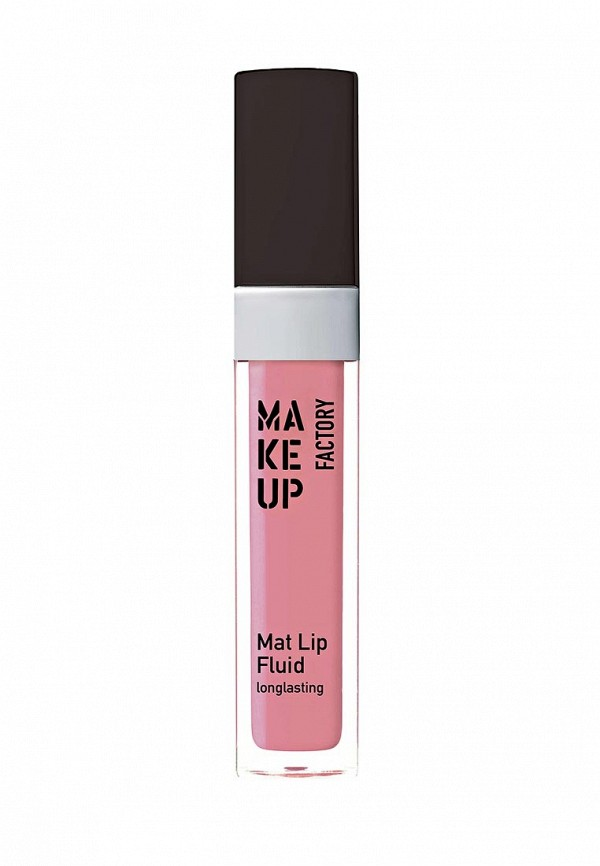 Купить Блеск для губ Make Up Factory, матовый устойчивый, Mat Lip Fluid longlasting т.71, сладкая роза, MA120LWYWW27, розовый, Весна-лето 2018
