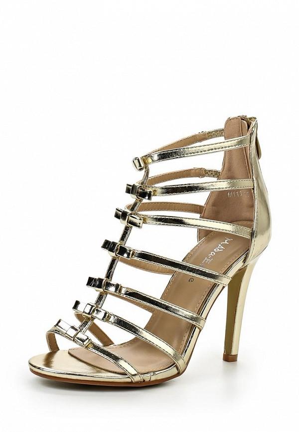 Босоножки на каблуке Mada-Emme F5-B-M113