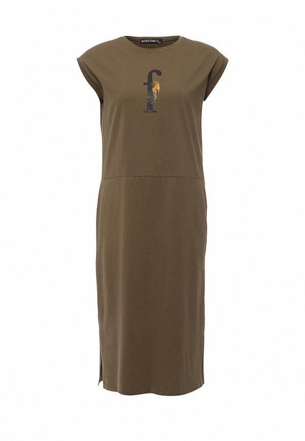 Вязаное платье Marco&Co R29-F016