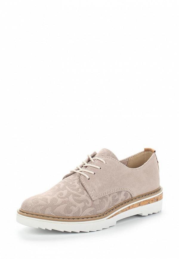 Купить Ботинки Marco Tozzi, MA143AWAGCP7, бежевый, Весна-лето 2018