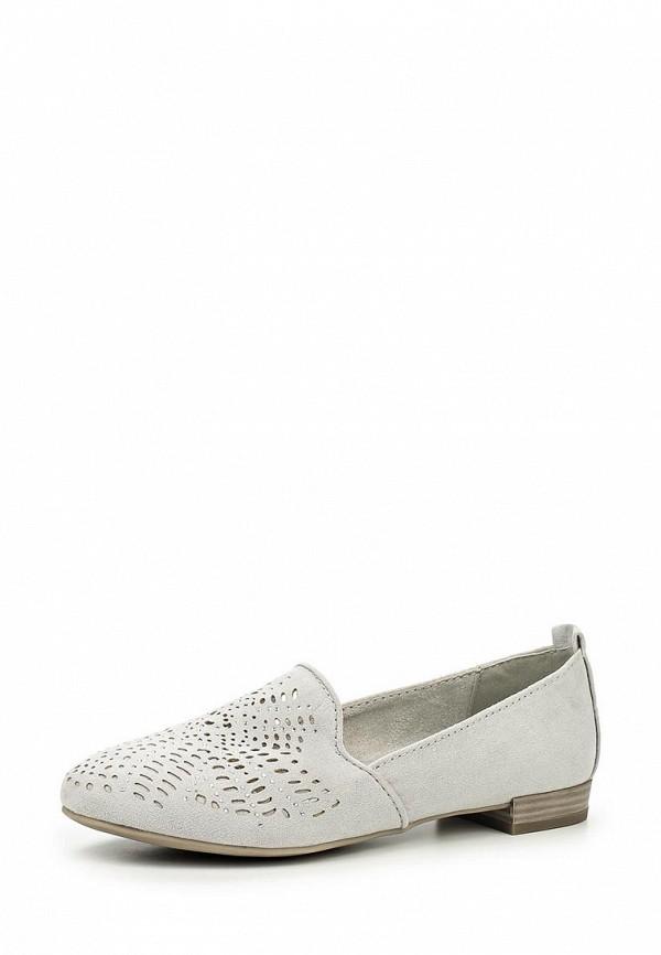 Туфли на плоской подошве Marco Tozzi 2-2-24202-36-201