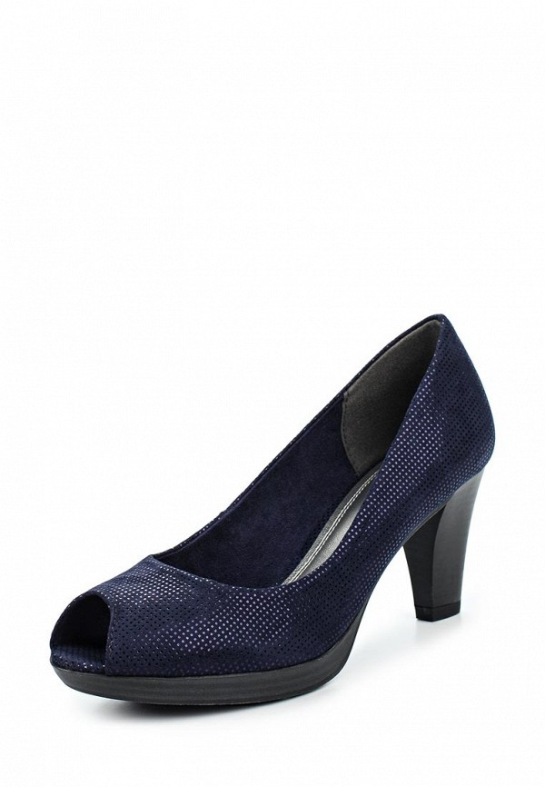 Туфли Marco Tozzi Marco Tozzi MA143AWPEA70 marco shoes обувь интернет магазин