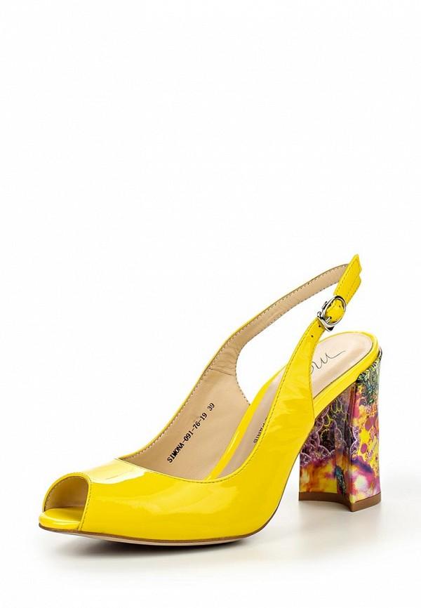 Босоножки на каблуке Marie Collet SIMONA-091-76-19