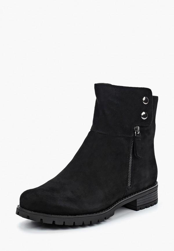 Фото - женские ботинки и полуботинки Marie Collet черного цвета