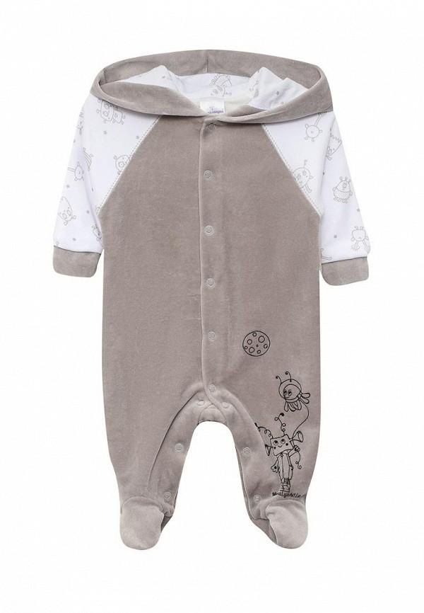 Комбинезон бельевой Мамуляндия Мамуляндия MA150EBXYE29 мамуляндия комплект для новорожденного мамуляндия
