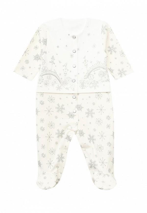 Комбинезон бельевой Мамуляндия Мамуляндия MA150EGXYE45 мамуляндия комплект для новорожденного мамуляндия