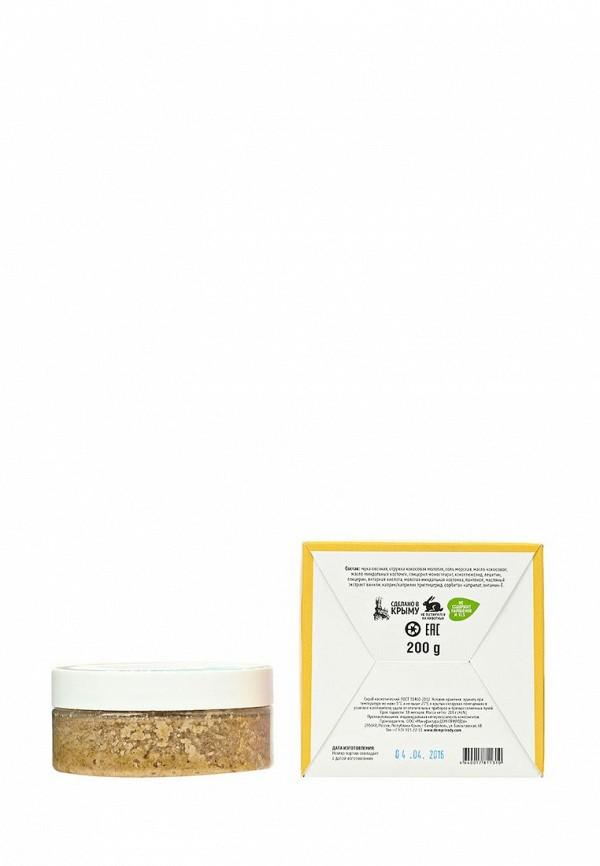 Скраб Мануфактура Дом Природы для лица Миндаль с ванилью для зрелой кожи, 200 г