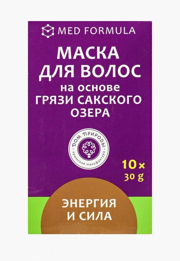 Купить Маска для волос Мануфактура Дом Природы, Энергия и сила на основе грязи Сакского озера (стимулятор роста), на основе Сакской грязи 10 саше, MA151LWLZG75, Весна-лето 2018
