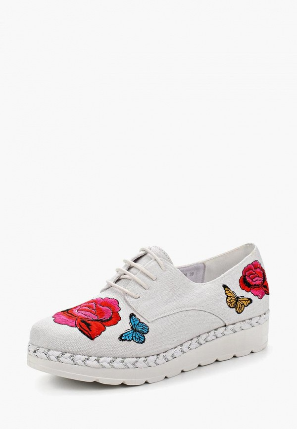 Купить Ботинки Marquiiz, MA158AWRWX28, белый, Весна-лето 2017