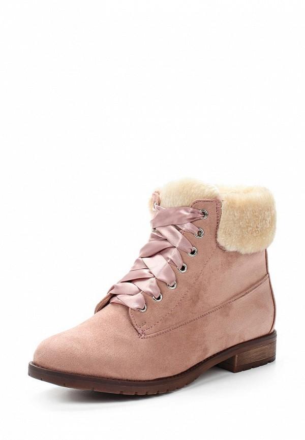 Купить Ботинки Marquiiz, MA158AWXYW36, розовый, Осень-зима 2017/2018