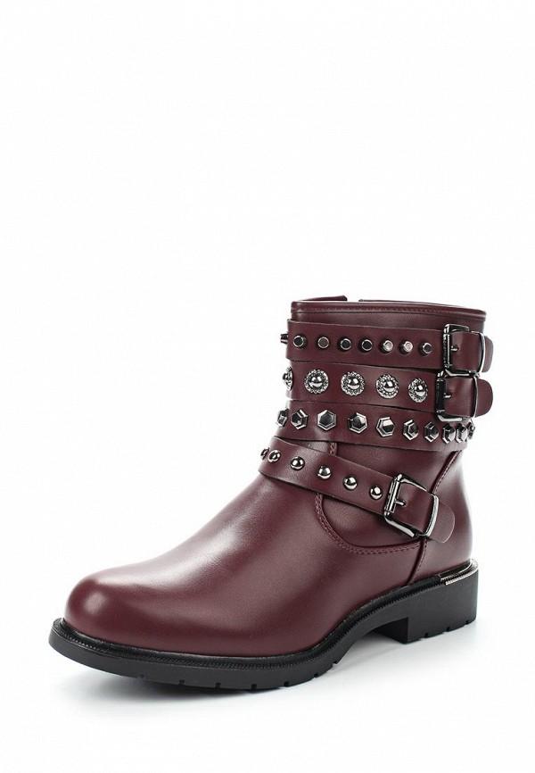 Купить Ботинки Marquiiz, MA158AWXYW43, бордовый, Осень-зима 2017/2018