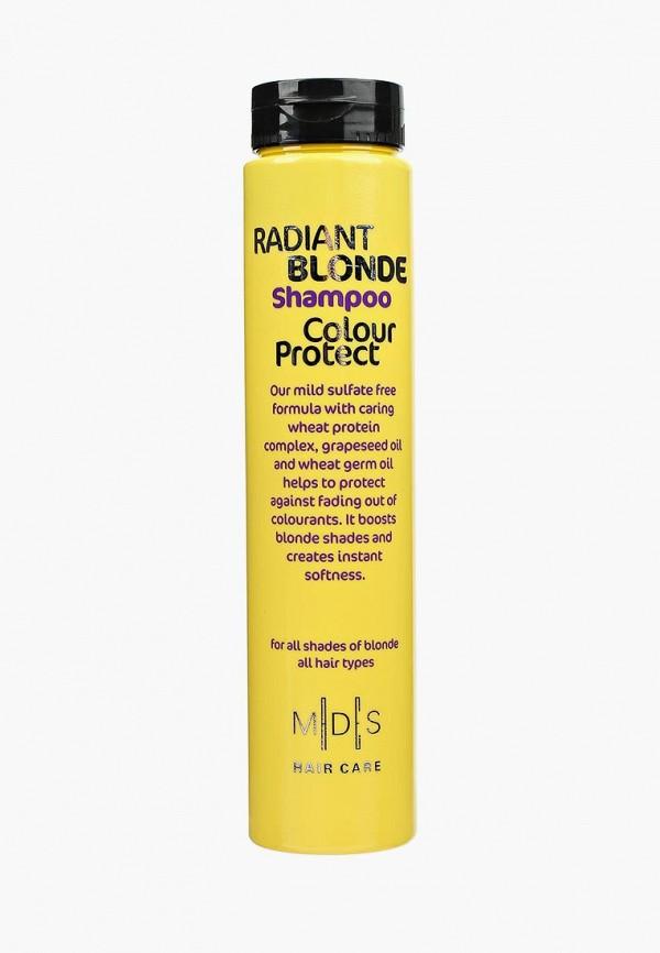 Купить Шампунь Mades Cosmetics, Color Protect безсульфатный для светлых волос защита цвета, 250 мл, MA166LWVIR49, Весна-лето 2018