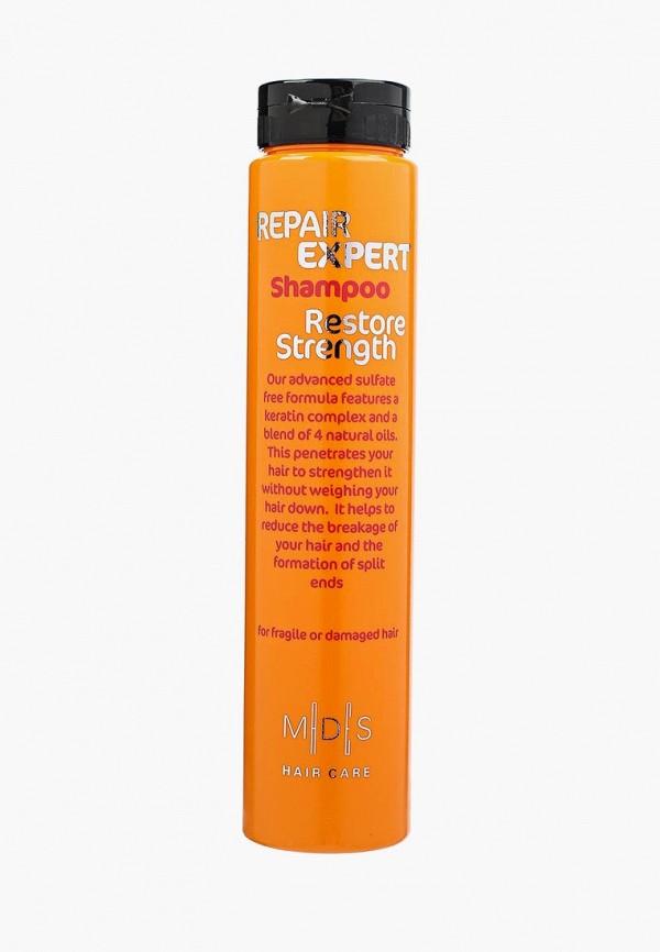 Купить Шампунь Mades Cosmetics, Restore Strength безсульфатный для поврежденных волос восстанавливающий с кератином, 250 мл, MA166LWVIR54, Весна-лето 2018