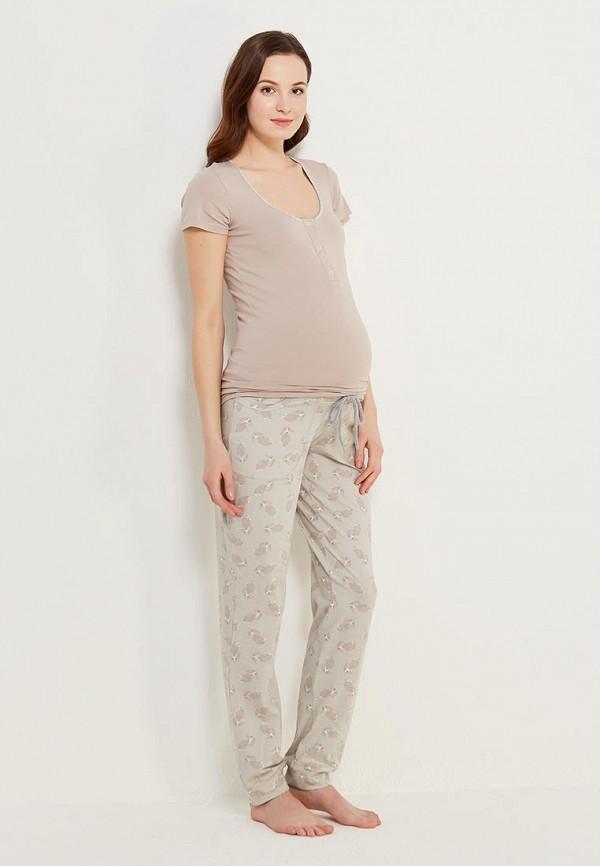 Пижама Мамин дом Мамин дом MA168EWZPX31 колготки для беременных мамин дом мамин дом ma168fwxcm29