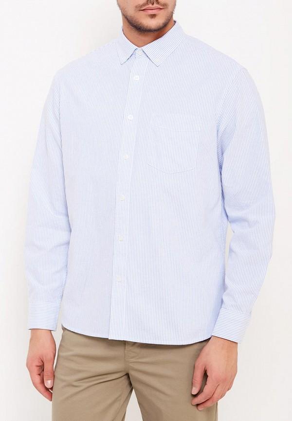 Купить Рубашка Marks & Spencer, MA178EMYUK92, синий, Весна-лето 2018