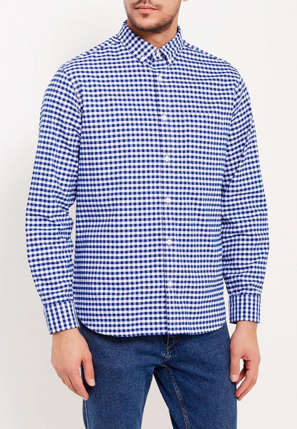 Купить Рубашка Marks & Spencer, MA178EMYUK93, синий, Весна-лето 2018