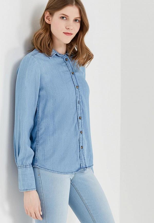 Фото Рубашка джинсовая Marks & Spencer. Купить с доставкой