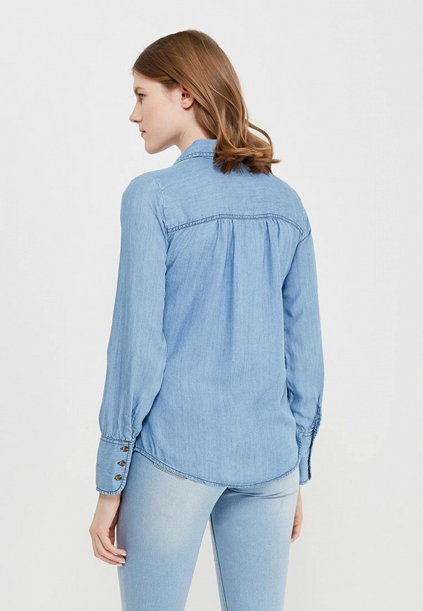 Фото Рубашка джинсовая Marks & Spencer. Купить в РФ