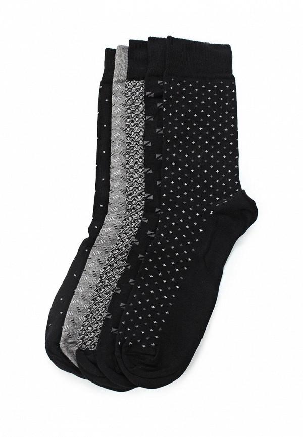 Комплект носков 5 пар Marks & Spencer Marks & Spencer MA178FMYUB74 комплект носков 5 пар ecko цвет черный