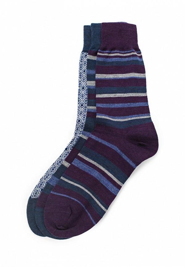 Комплект носков 3 пары Marks & Spencer Marks & Spencer MA178FMYUB78