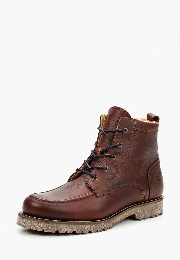 Фото - Ботинки Marc O'Polo коричневого цвета