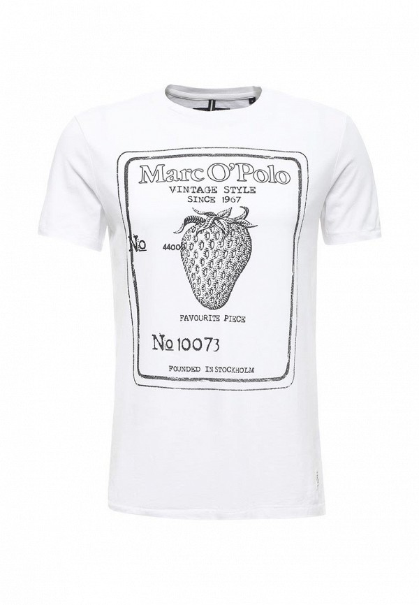 Футболка Marc O'Polo Marc O'Polo MA266EMVZL56 marc cain блузка