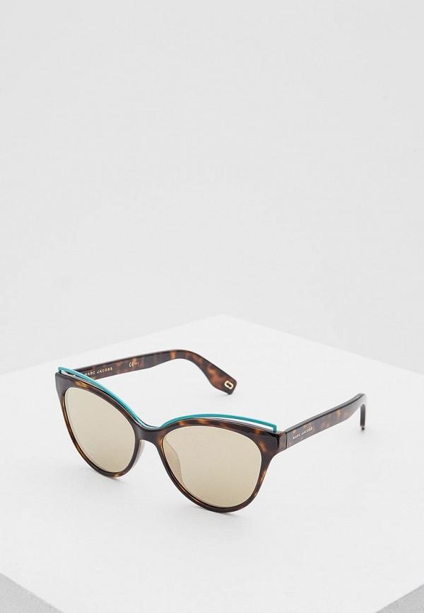 Очки солнцезащитные Marc Jacobs Marc Jacobs MA298DWAYEF5 очки корригирующие grand очки готовые 3 5 g1367 c4