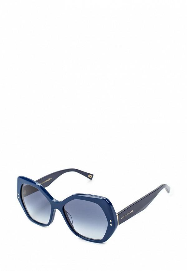 Очки солнцезащитные Marc Jacobs Marc Jacobs MA298DWNNO49 marc jacobs кожаный кошелек