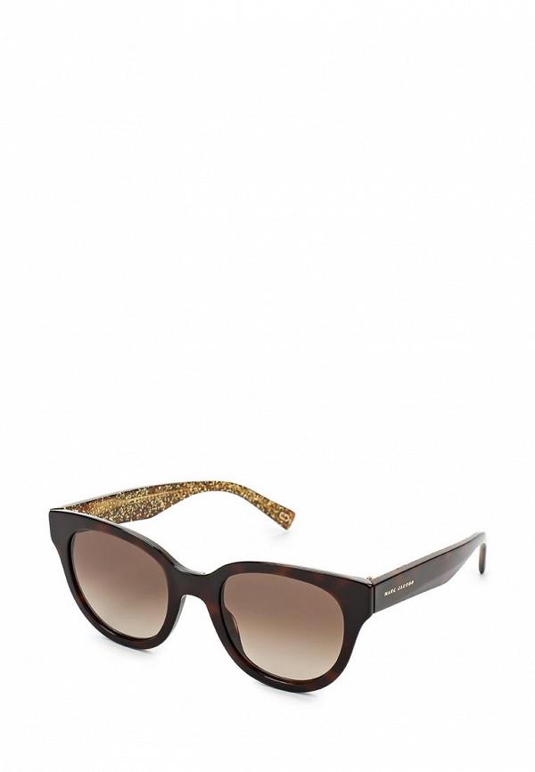 Очки солнцезащитные Marc Jacobs Marc Jacobs MA298DWYBU26 marc jacobs кожаный кошелек