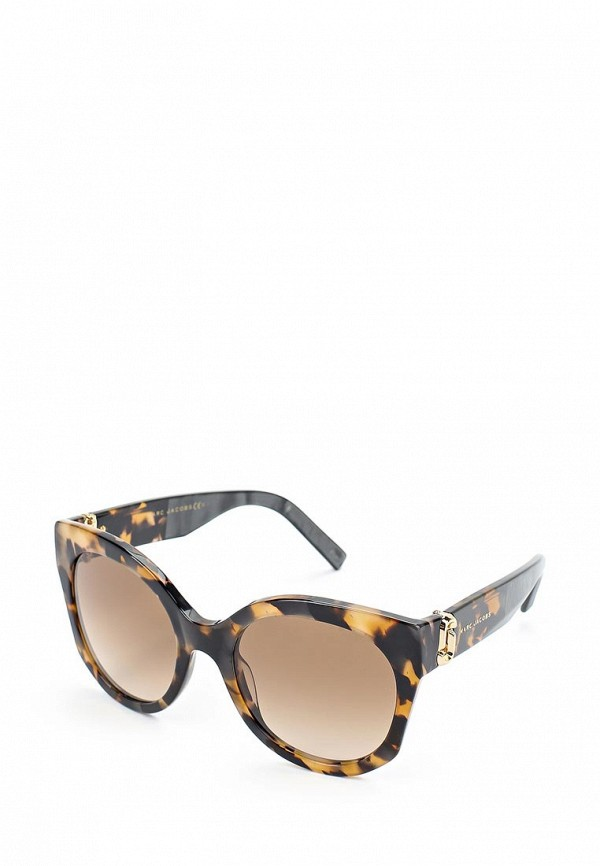 Очки солнцезащитные Marc Jacobs Marc Jacobs MA298DWYBU34 marc jacobs кожаный кошелек