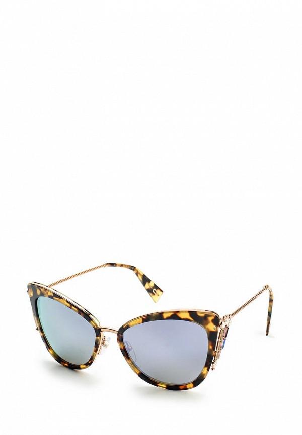 Очки солнцезащитные Marc Jacobs Marc Jacobs MA298DWYBU47 marc jacobs кожаный кошелек