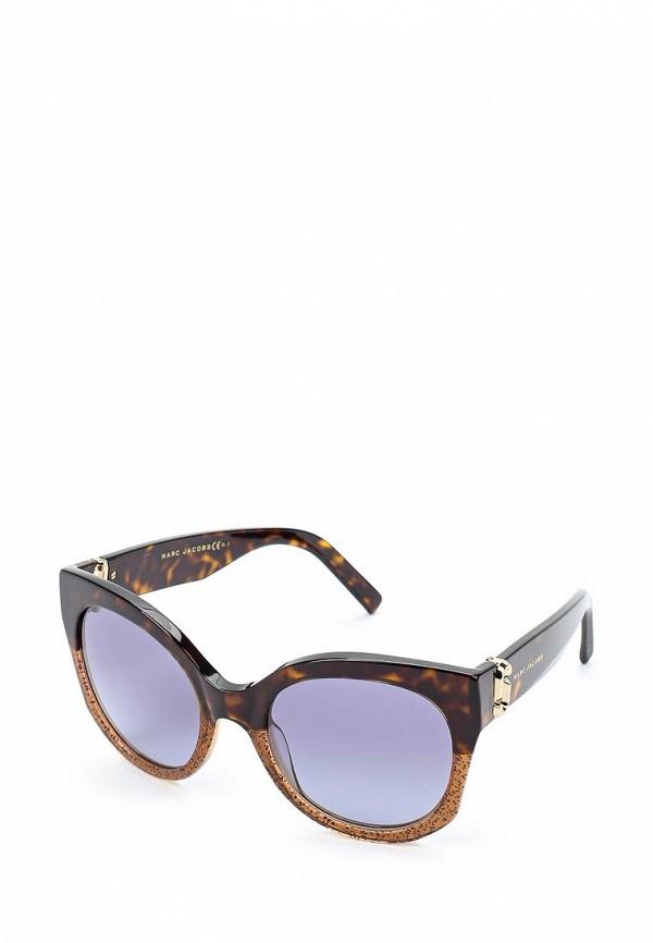 Очки солнцезащитные Marc Jacobs Marc Jacobs MA298DWYBU50 marc jacobs кожаный кошелек