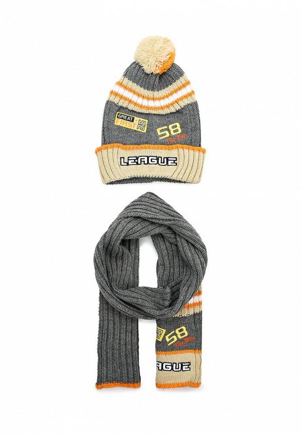 Комплект шапка и шарф Maxval