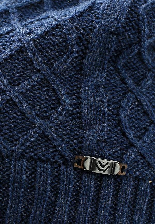 Фото 12 - Шапку Maxval синего цвета