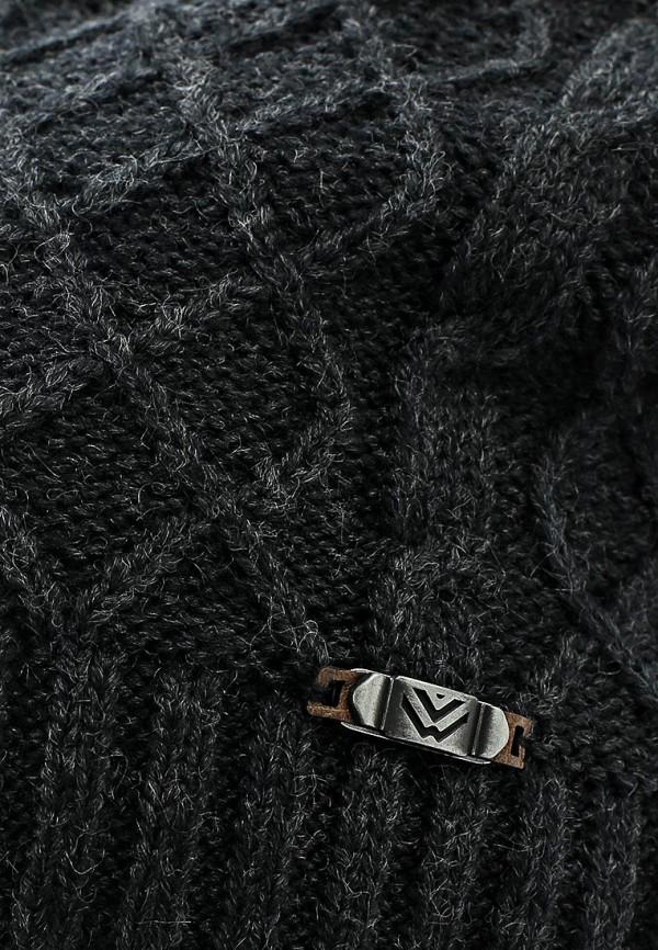 Фото 8 - Шапку Maxval черного цвета