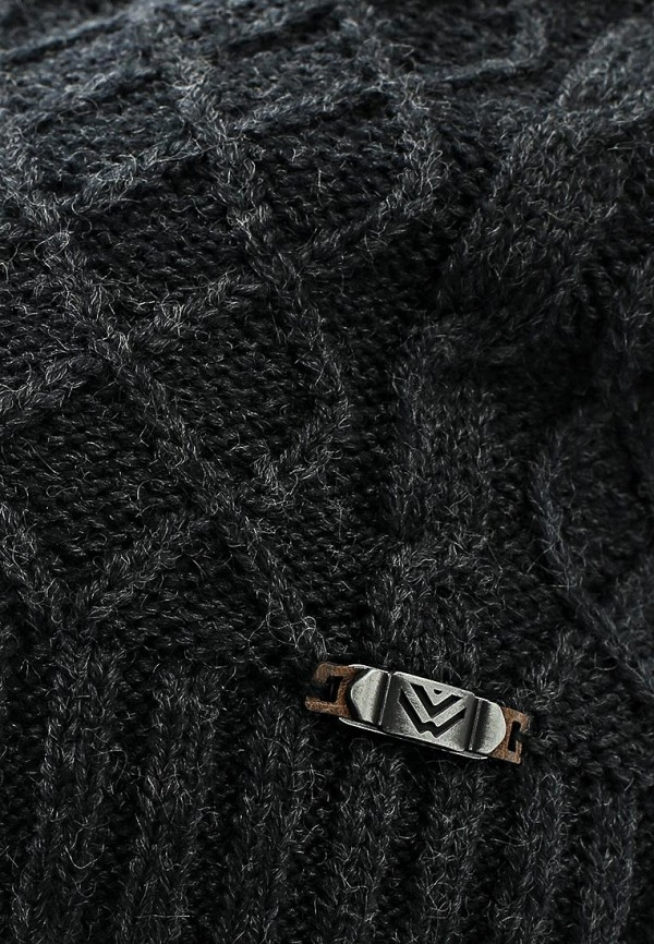 Фото 12 - Шапку Maxval черного цвета