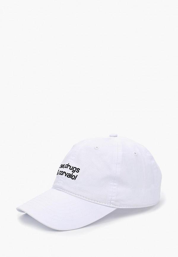 Купить Бейсболка Maxval, MA421CUBMTH9, белый, Весна-лето 2018