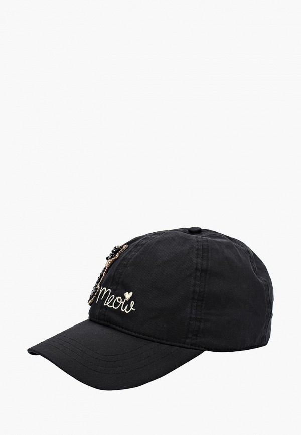 Купить Бейсболка Maxval, MA421CWBMUQ6, черный, Весна-лето 2018
