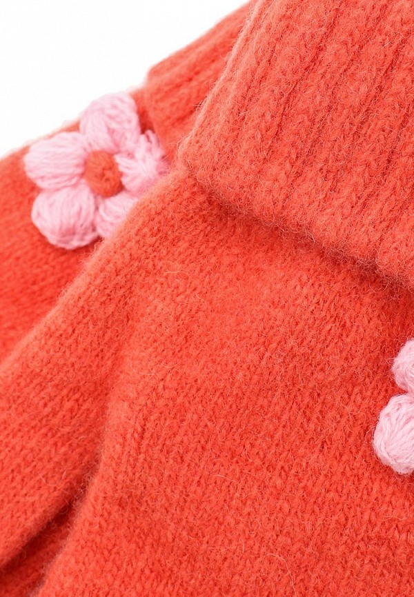 Фото 2 - Перчатки Maxval кораллового цвета