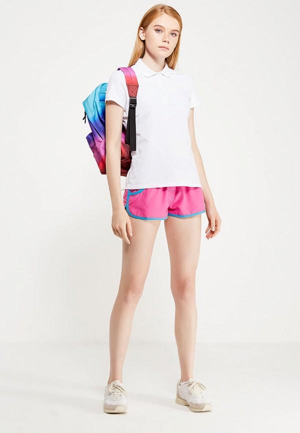 Фото 2 - женские шорты MadWave розового цвета