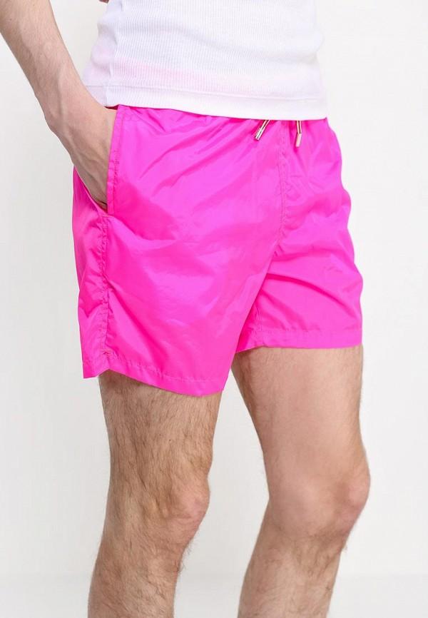 Купить Розовые Мужские Шорты