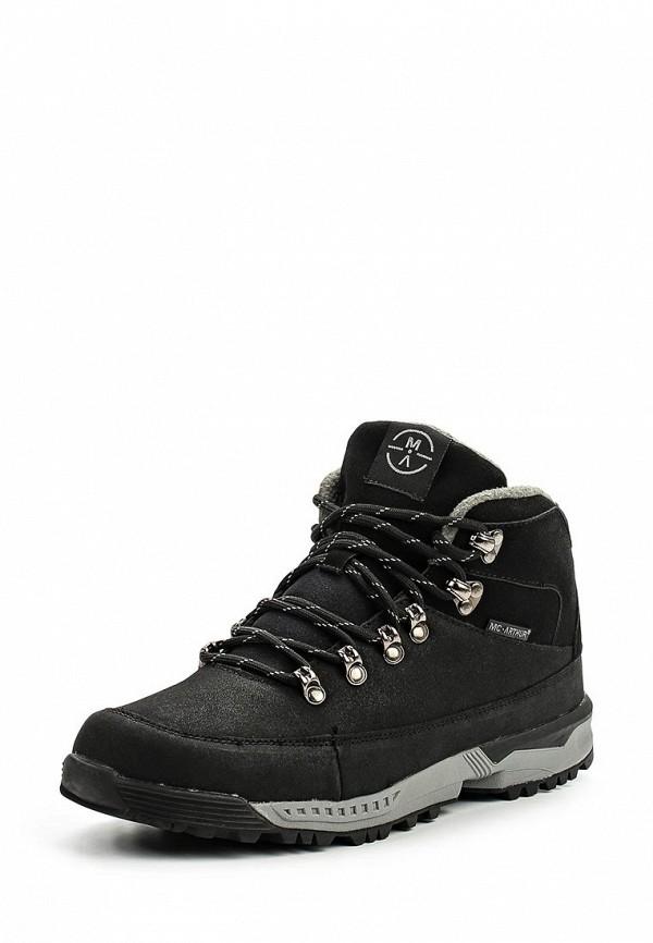 Спортивные мужские ботинки McArthur C16-M-UL-02-BK